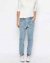 Прямые джинсы свободного кроя Vila - Синий