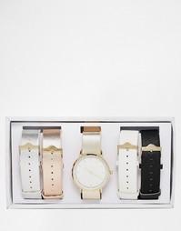 Часы с комбинируемыми ремешками ALDO Bridien - Мульти