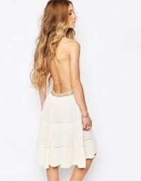 Платье с открытой спинкой Jen's Pirate Booty Arden - Кремовый