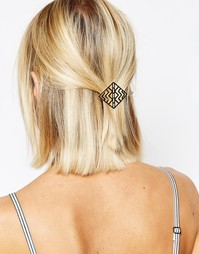Заколка для волос ASOS - Золотой