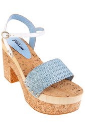 Туфли летние Pollini