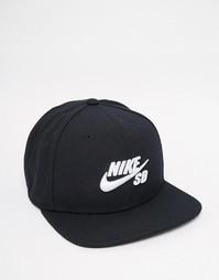 Кепка Nike SB Icon Pro 628683-013 - Черный