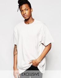 Oversize-футболка Reclaimed Vintage - Серый