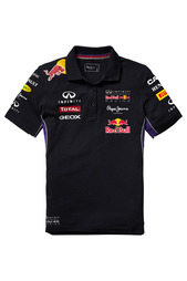 Рубашка-поло PEPE JEANS RED BULL RACING F1