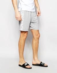 Трикотажные пляжные шорты Supremacy - Серый