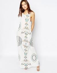 Платье макси с принтом Flynn Skye Market - Trance