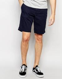 Темно-синие шорты чиносы Tommy Hilfiger - Темно-синий