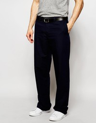 YMC Trousers in Herringbone Stripe