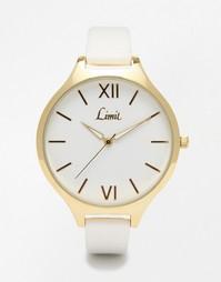 Часы с белым ремешком Limit - Белый