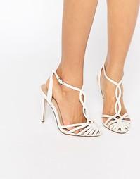 Туфли на каблуке ASOS PRIME Bridal - Слоновая кость