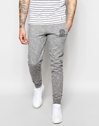 Спортивные брюки Franklin & Marshall - Спорт серый меланж