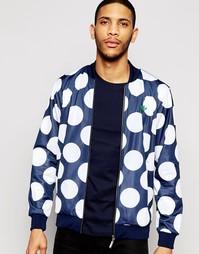Спортивная куртка adidas Originals - Темно-синий