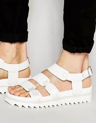 Белые сандалии ASOS - Белый