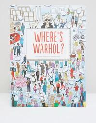 Книга Where's Walhol - Мульти Books