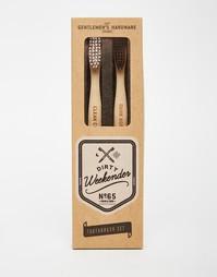 Зубные щетки из бамбука Gentlemen's Hardware - Мульти
