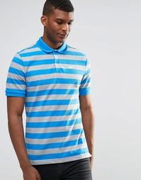 Синяя футболка-поло в полоску Nike Matchup 727792-435 - Синий