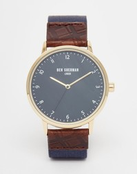 Часы Ben Sherman Portobello Heritage - Синий
