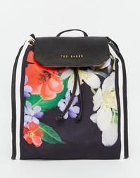 Парусиновый рюкзак Ted Baker Hilarry - Черный