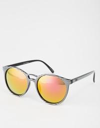 Круглые солнцезащитные очки Quay Australia