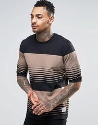 Oversize-футболка Criminal Damage - Черный