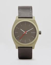 Часы Nixon Time Teller Sand Patrol - Хаки