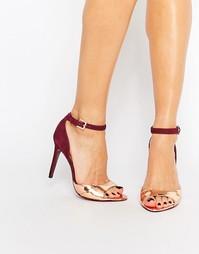 Красные сандалии Ted Baker Camiyl