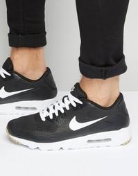 Кроссовки Nike Air Max 90 Ultra Essential 819474-010 - Черный