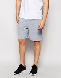 Фактурные трикотажные шорты Jack & Jones - Серый