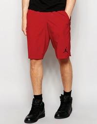 Красные шорты Nike Jordan Jumpman 814963-687 - Красный