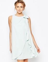 Платье с бантом Coast Lydia - Мятный