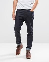 Темные джинсы скинни Brave Soul - Синий