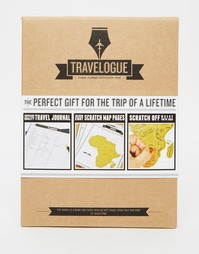 Дневник путешественника Luckies - Мульти Gifts