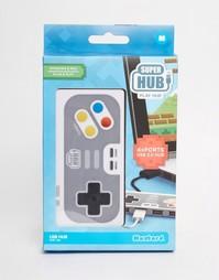 USB-концентратор с 4 портами Playhub - Мульти Gifts