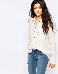 Рубашка Free People Last Chance - Pearl
