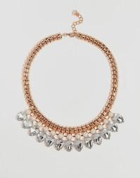 Ожерелье с подвеской в виде груши Ted Baker Emari