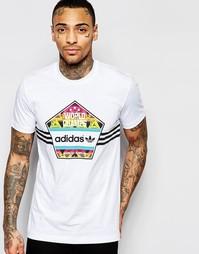 Футболка adidas Originals Champ AJ7156 - Белый