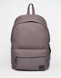 Холщовый рюкзак ASOS - Серый