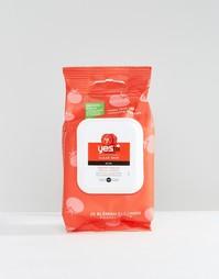 30 очищающих салфеток для лица Yes To Tomatoes - Tomatoes