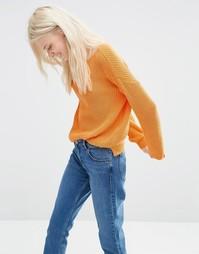Джемпер крупной вязки ASOS Ultimate - Marigold