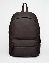 Холщовый рюкзак ASOS - Черный