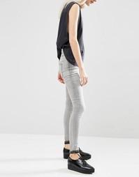 Облегающие джинсы Cheap Monday - Mad grey