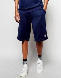 Шорты adidas Originals Budo AZ6361 - Синий