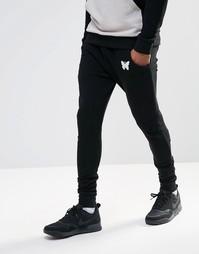 Рваные спортивные брюки Good For Nothing - Черный