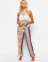 Пляжные штаны в полоску Surf Gypsy
