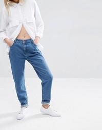 Джинсы в винтажном стиле Native Youth - Синий