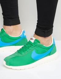 Кроссовки Nike Roshe LD-1000 844266-304 - Зеленый