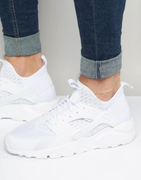 Кроссовки Nike Air Huarache Run Ultra Br 833147-100 - Белый