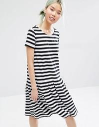 Платье в полоску Monki - Полоски