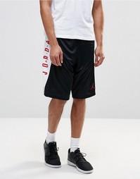 Черные шорты Nike Jordan Takeover 724831-011 - Черный