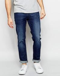 Стретчевые джинсы слим цвета индиго Levi's Line 8 511